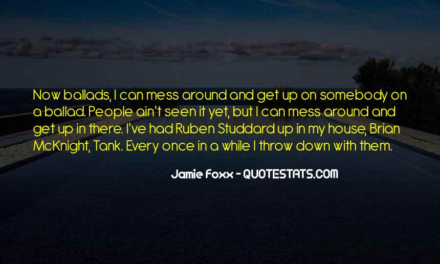 Quotes About Jamie Foxx #670402