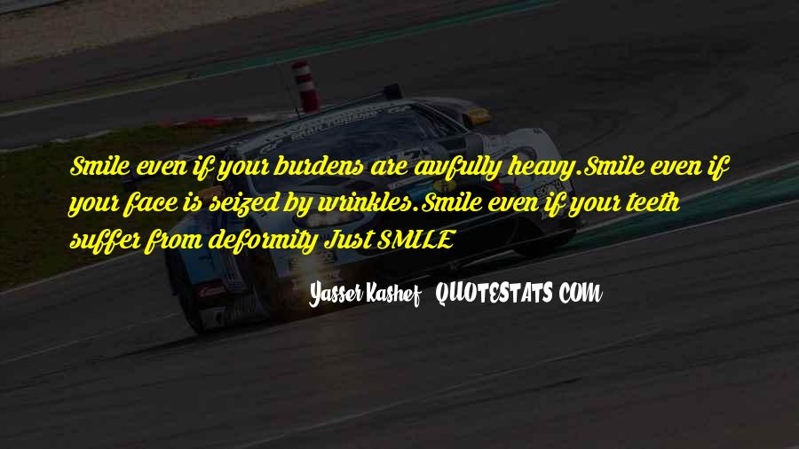Smile Teeth Quotes #1083609