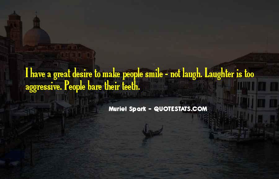 Smile Teeth Quotes #1149035