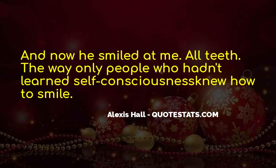 Smile Teeth Quotes #137191