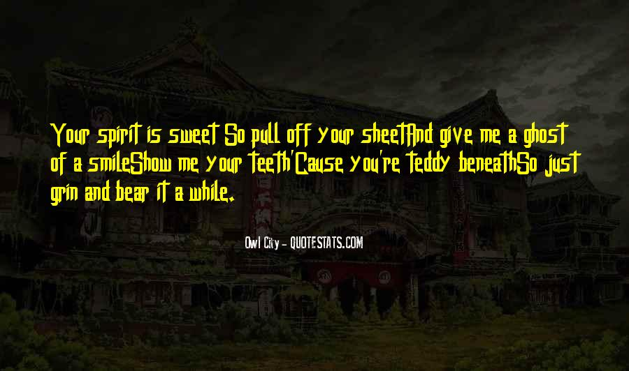Smile Teeth Quotes #1404467