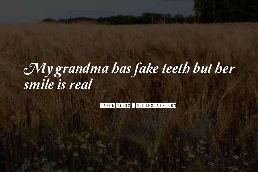 Smile Teeth Quotes #1864714