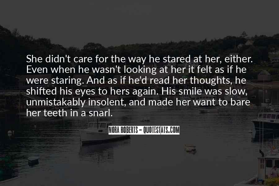 Smile Teeth Quotes #209932