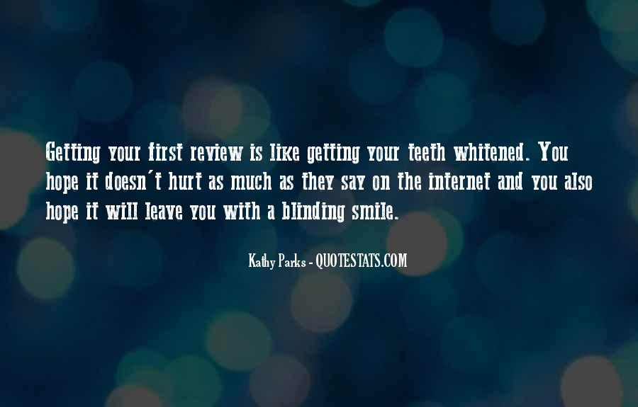 Smile Teeth Quotes #654804