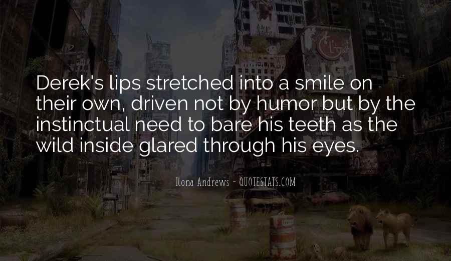 Smile Teeth Quotes #910784