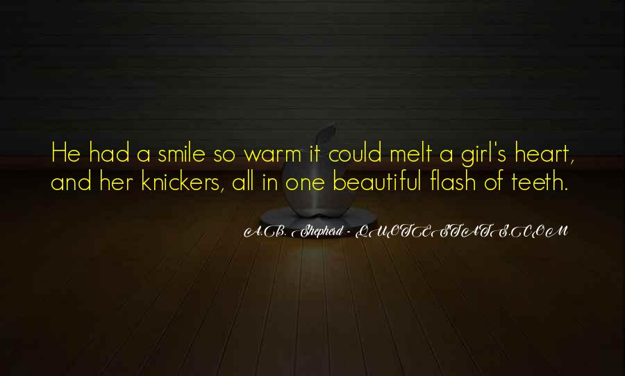 Smile Teeth Quotes #915993