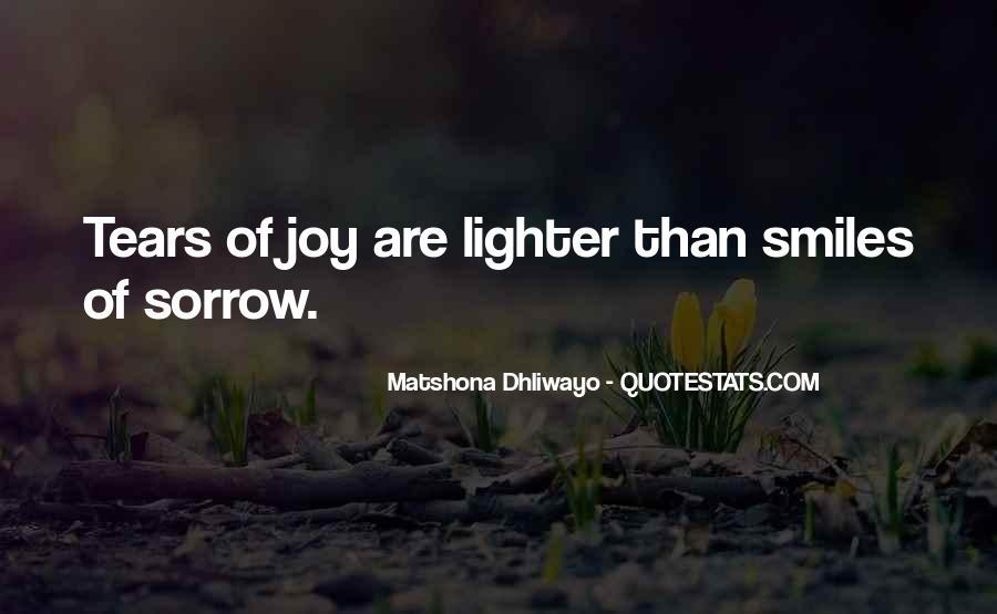 Smile When You Sad Quotes #1046599