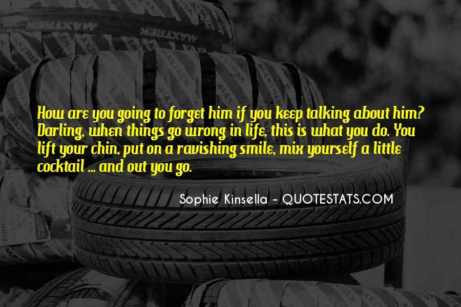Smile When You Sad Quotes #1183260