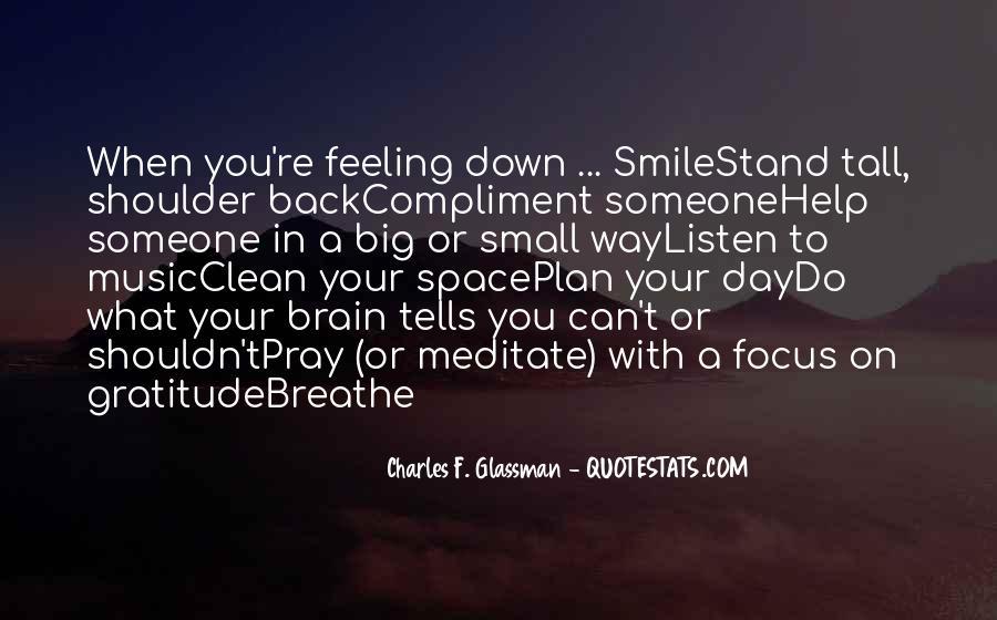 Smile When You Sad Quotes #1679715