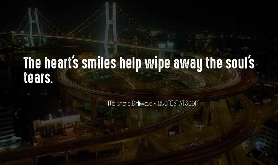 Smile When You Sad Quotes #193011