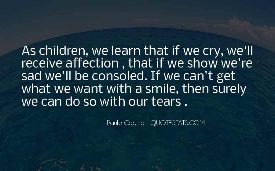 Smile When You Sad Quotes #65255