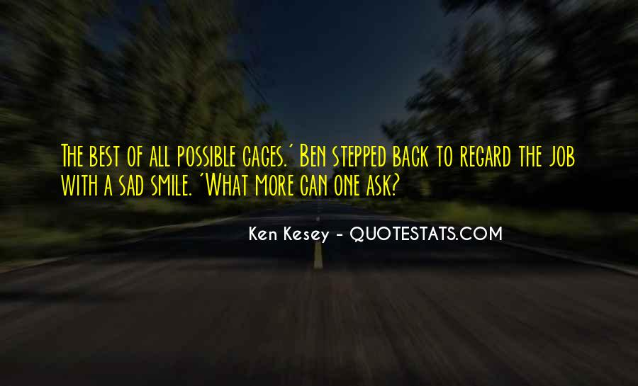 Smile When You Sad Quotes #906782