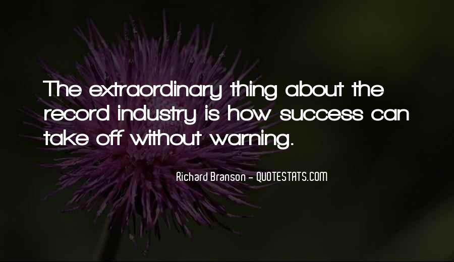 Quotes About Richard Branson #121615