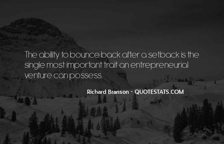 Quotes About Richard Branson #127621