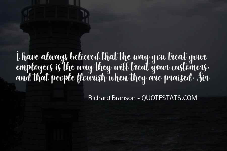Quotes About Richard Branson #143683