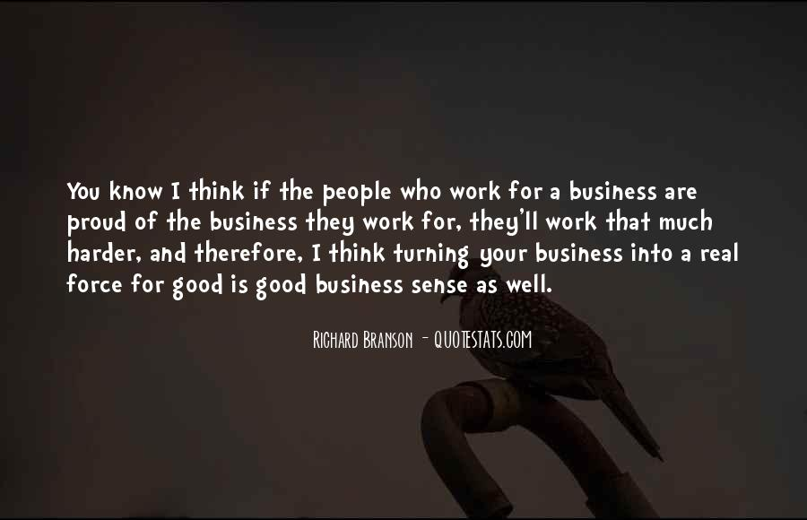 Quotes About Richard Branson #166061