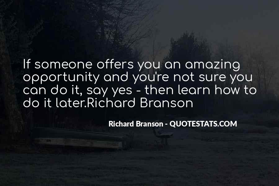Quotes About Richard Branson #167821