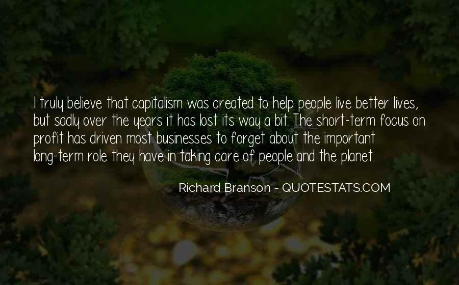 Quotes About Richard Branson #173639