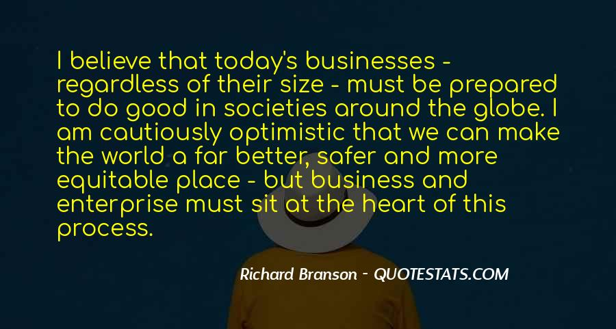 Quotes About Richard Branson #187492