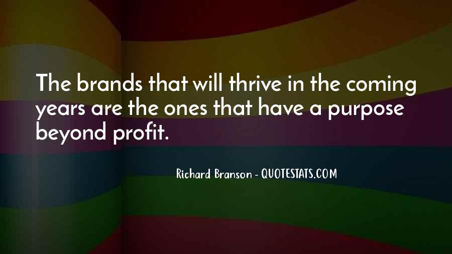 Quotes About Richard Branson #188049