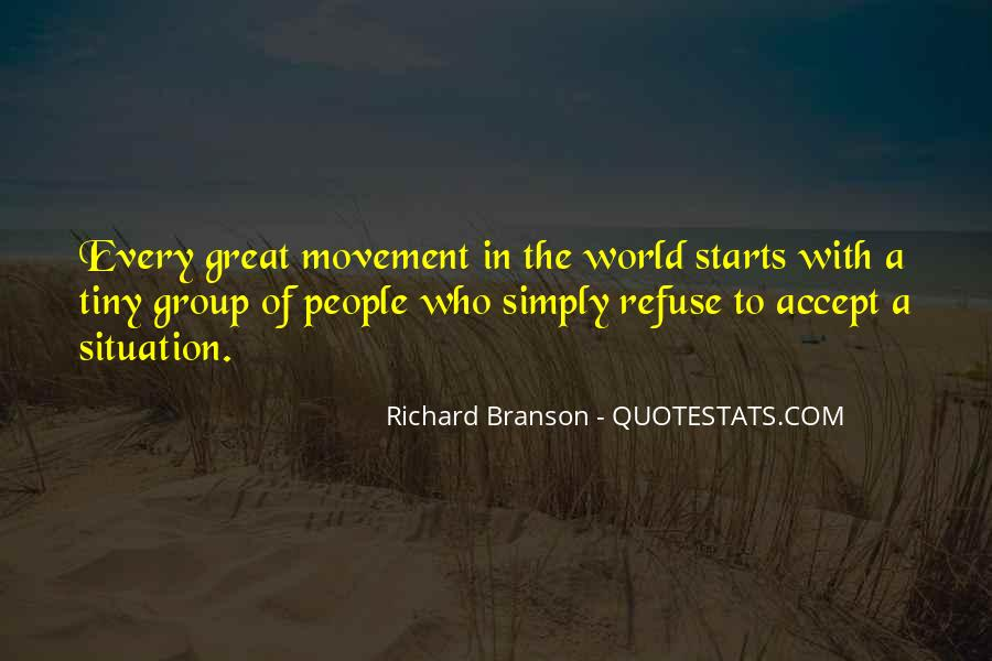Quotes About Richard Branson #206982