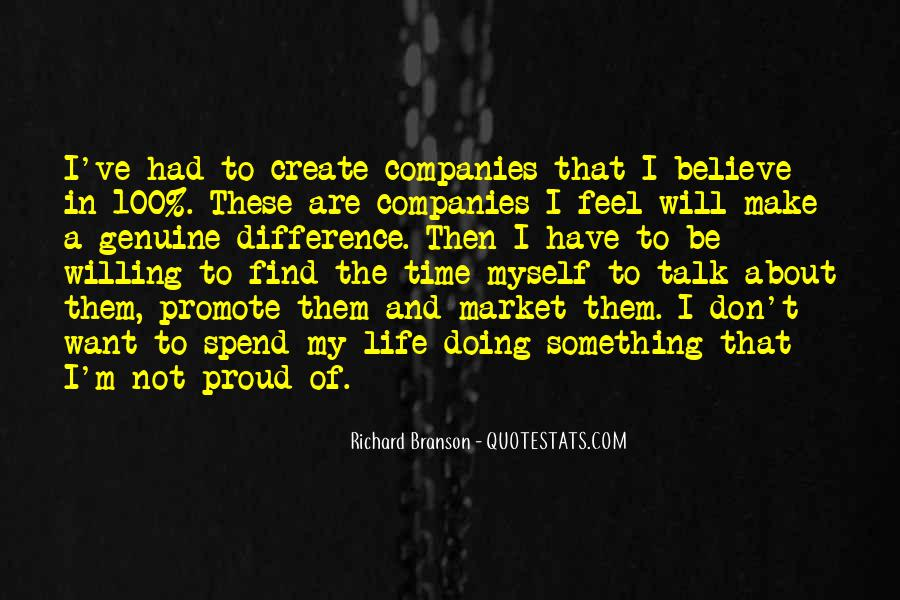 Quotes About Richard Branson #219382