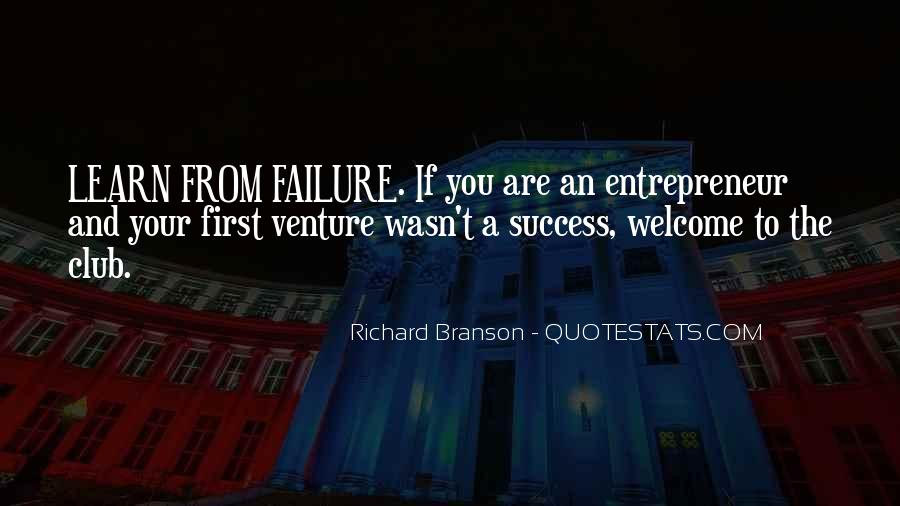 Quotes About Richard Branson #223895