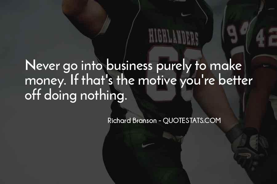 Quotes About Richard Branson #247547