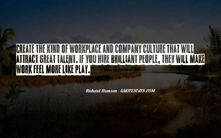 Quotes About Richard Branson #253501
