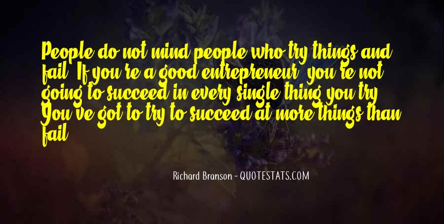 Quotes About Richard Branson #255080