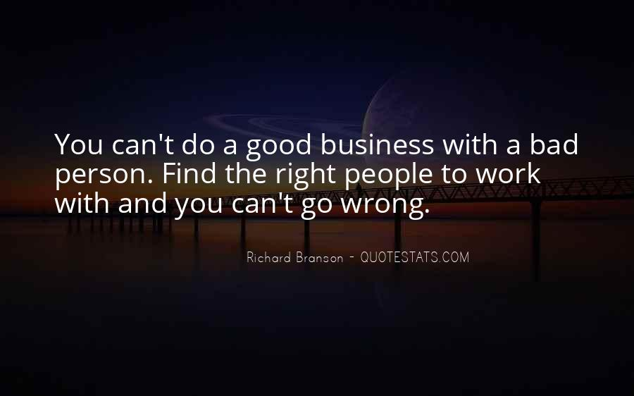 Quotes About Richard Branson #263355