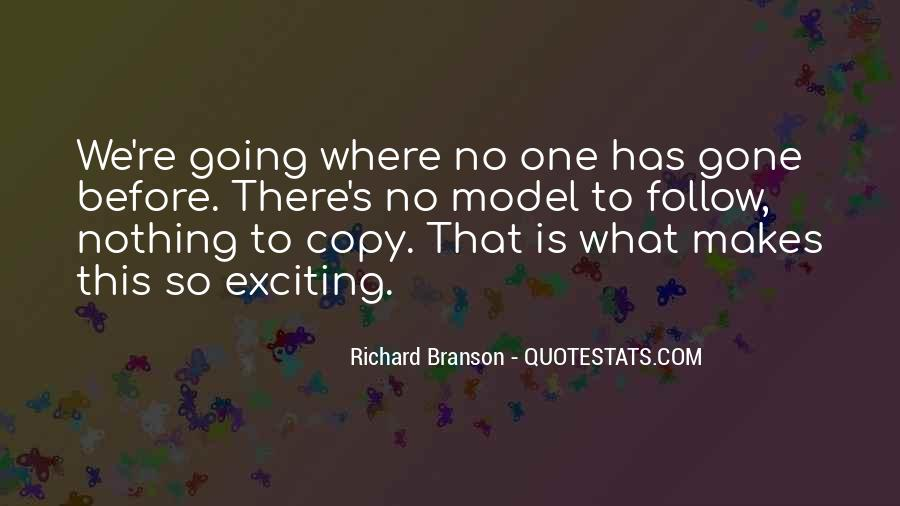 Quotes About Richard Branson #27427