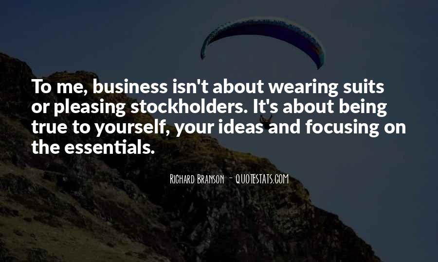 Quotes About Richard Branson #286961