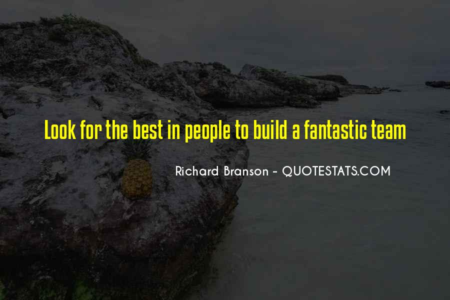 Quotes About Richard Branson #43092