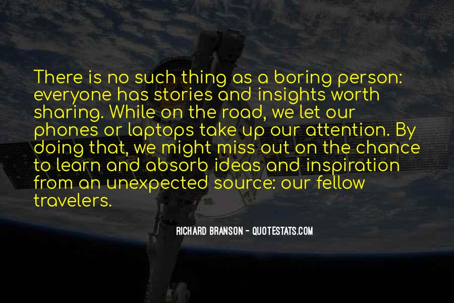 Quotes About Richard Branson #9402
