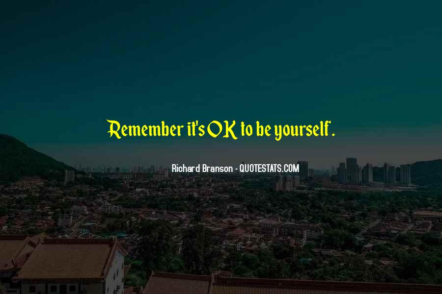 Quotes About Richard Branson #99972