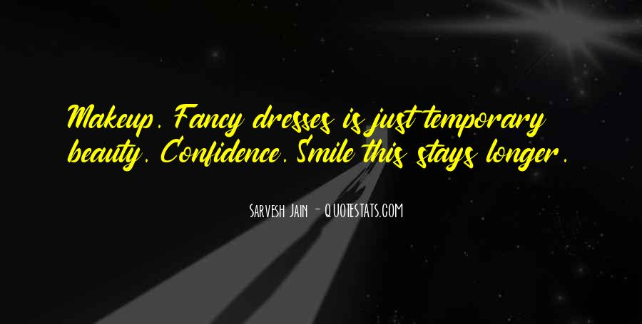 Smile With Confidence Quotes #1756004