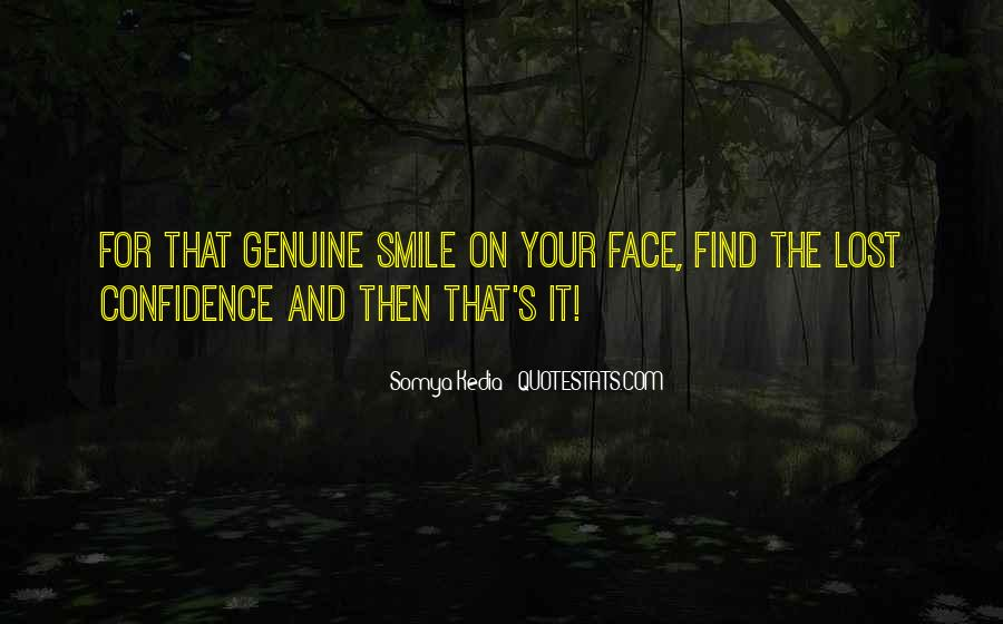 Smile With Confidence Quotes #941188