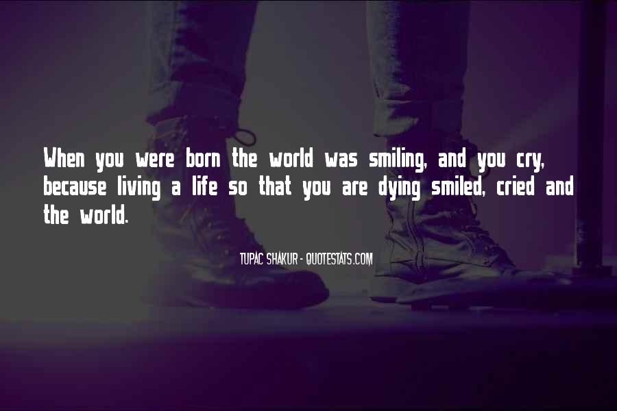 Smiling But Dying Quotes #1227546