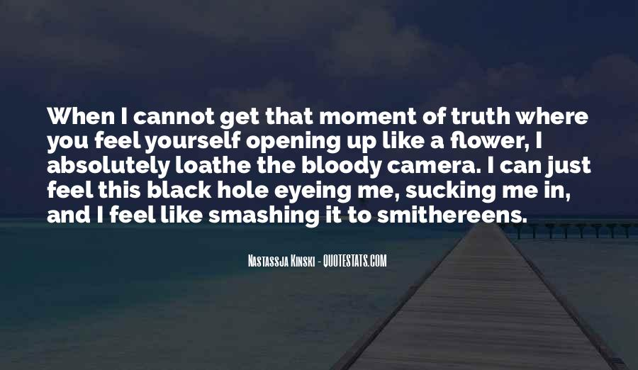 Smithereens Quotes #1337552