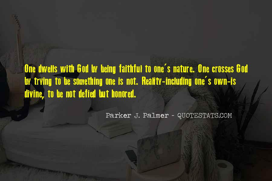 Quotes About Being Faithful To God #1798896