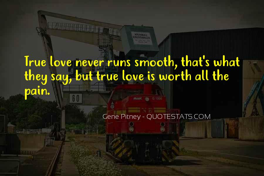 Smooth Love Quotes #1132595