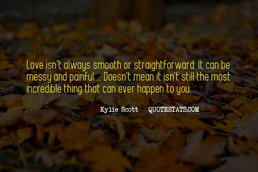 Smooth Love Quotes #1550819
