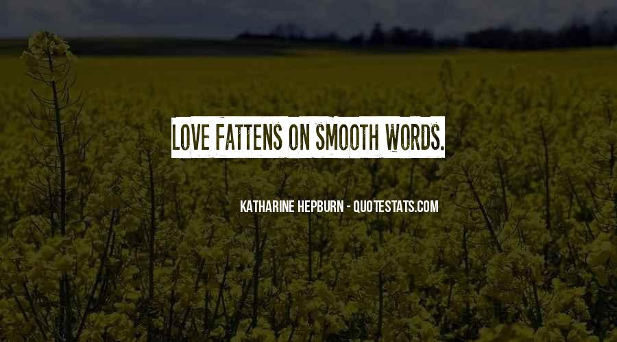 Smooth Love Quotes #936876