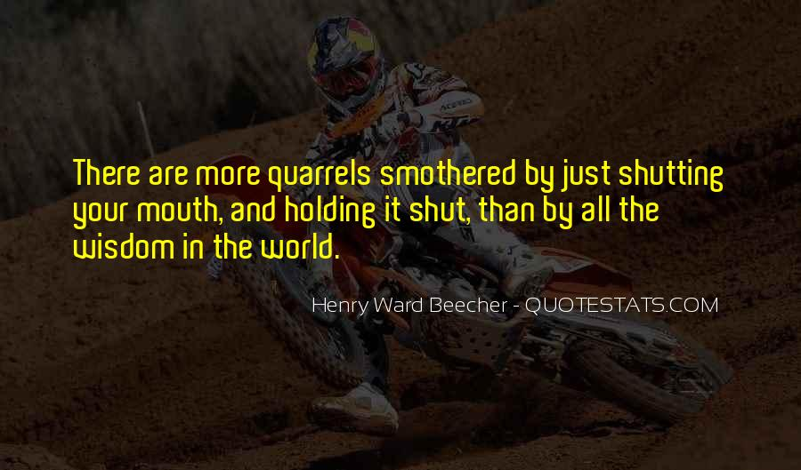 Smothered Quotes #1420073
