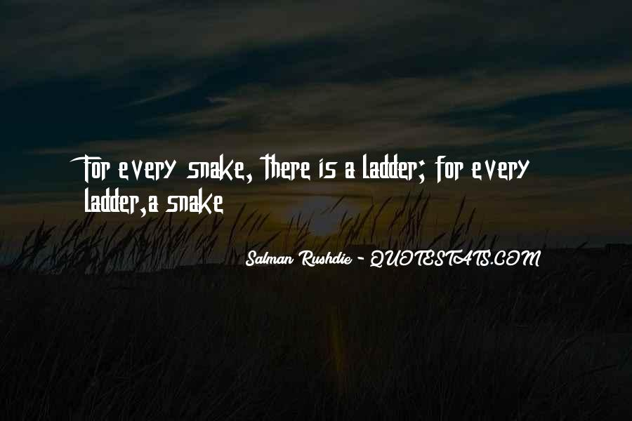 Snake And Ladder Quotes #983065