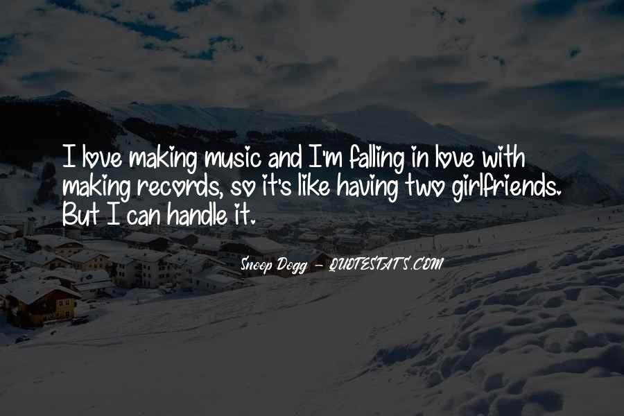Snoop Dogg Love Quotes #1023726