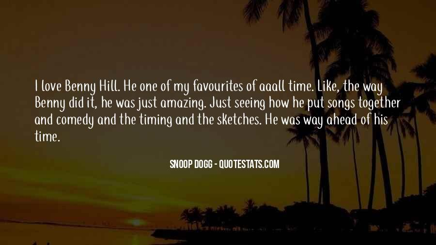 Snoop Dogg Love Quotes #1181196
