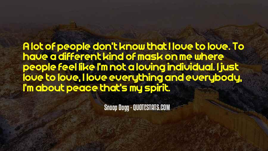 Snoop Dogg Love Quotes #133353