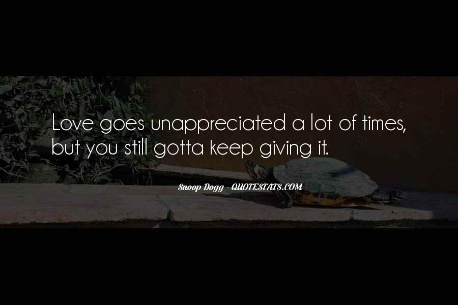 Snoop Dogg Love Quotes #1517376
